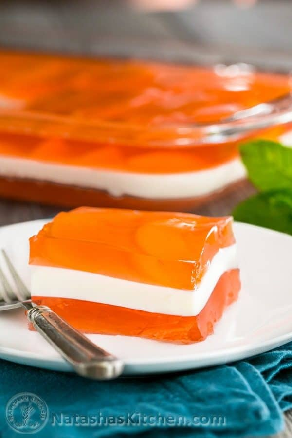 recipe: double layer jello cake [21]