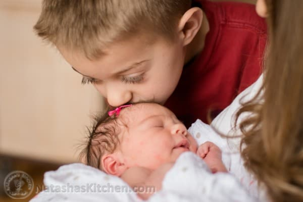 Baby Story - Beautiful Newborn Photography @natashaskitchen
