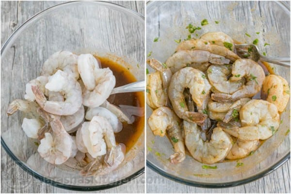 Baked Honey Cajun Shrimp-4
