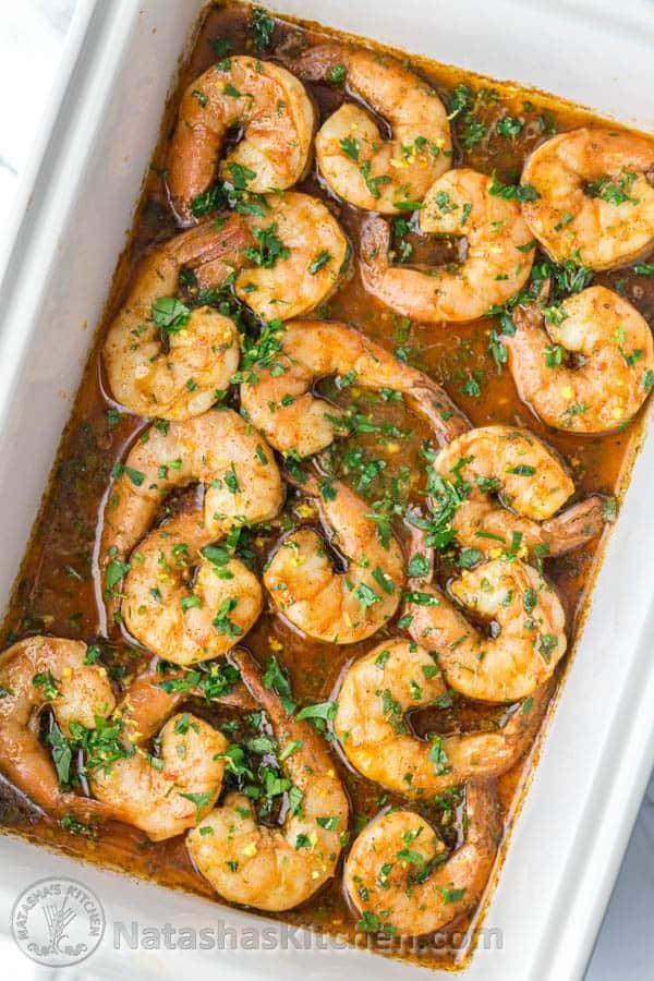 how to cook tiny shrimp