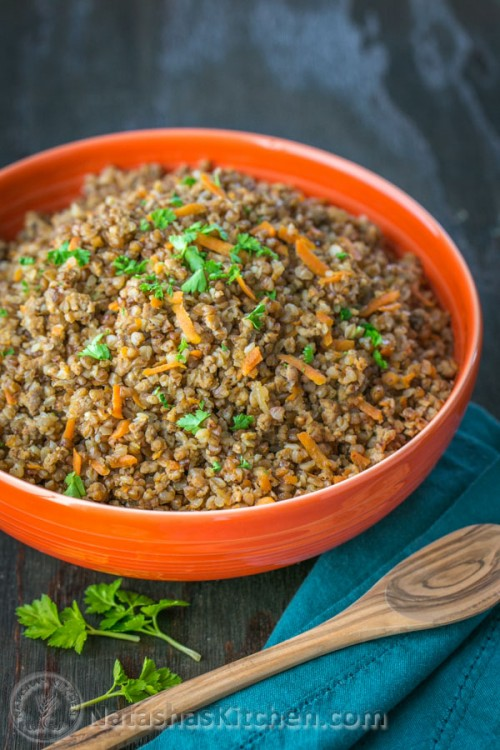 Buckwheat and Pork (a healthy & easy one-pot meal!) @natashaskitchen