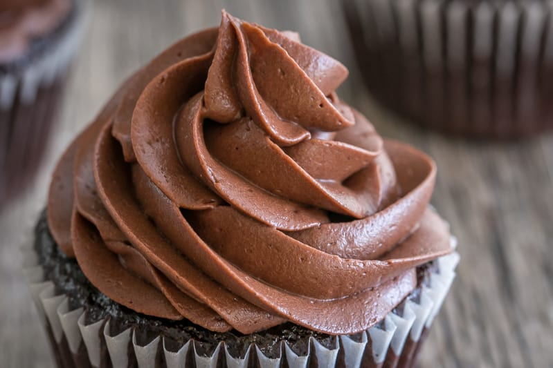 Chocolate Cream Cheese Butter Cream Icing