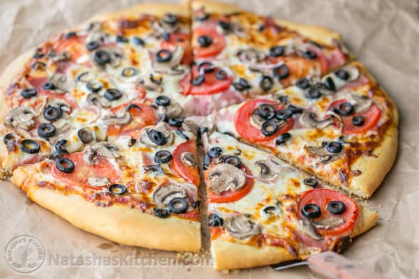 California Pizza Recipe-5