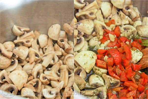 Marinated Mushrooms Recipe-8