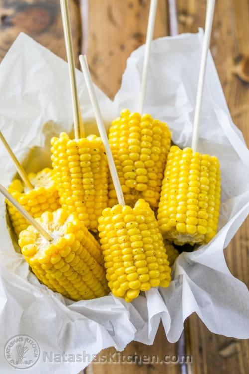 15 Minute Corn On The Cob