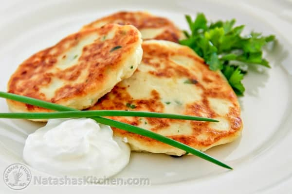 Easy mashed potato pancakes recipe this easy mashed potato pancakes recipe works for breakfast lunch or dinner and its a ccuart Image collections