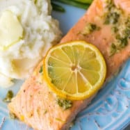 Learn How to Bake Salmon! Our Favorite Baked Salmon Recipe - juicy, flaky and super delicious. A 5-Star recipe!! | natashaskitchen.com