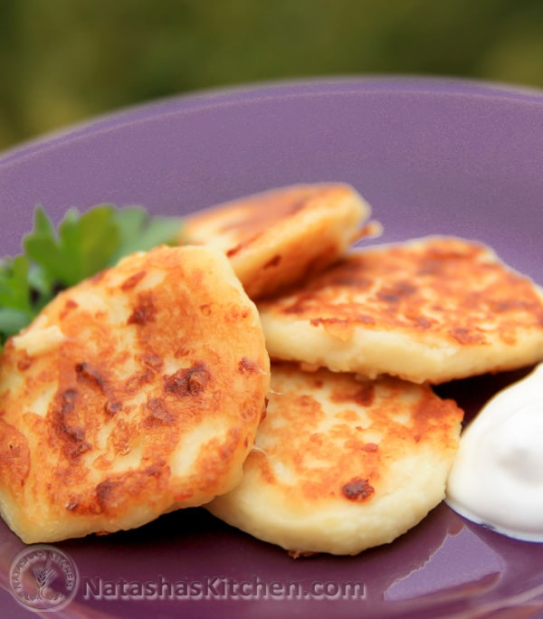 Easy And Quick Mashed Potato Pancakes Recipe