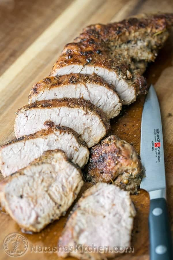 Easy pork loin roast recipe oven