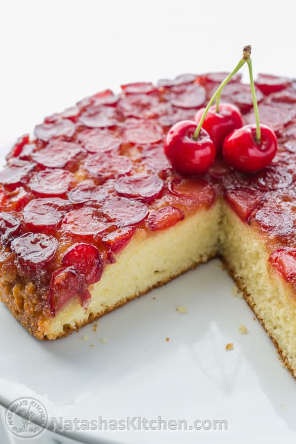 Cherry Upside Down Cake Recipe Cherry Cake Recipe Watermelon Wallpaper Rainbow Find Free HD for Desktop [freshlhys.tk]