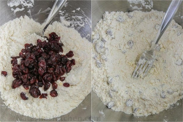 Cranberry Orange Scones-10