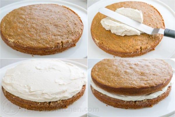 Healthier Carrot Cake-8