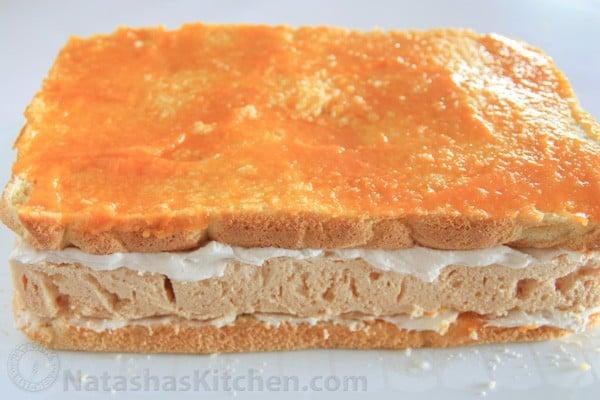 Kievsky aka Kiev Cake Recipe-7