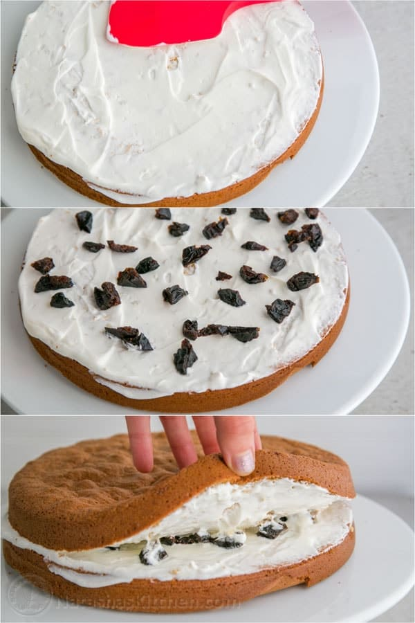 Prune Honey Cake-5