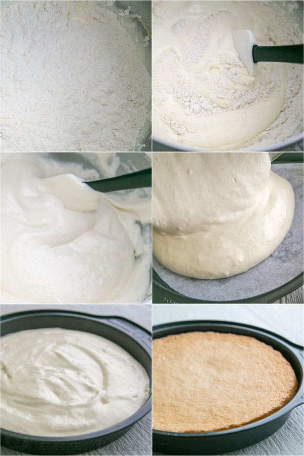 Raspberry Mousse Cake-1