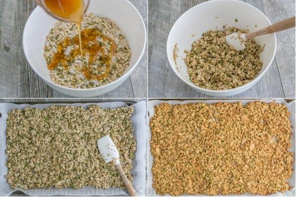 Pumpkin Flax Granola Recipe-11