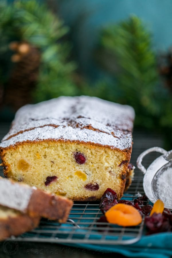 Cranberry Apricot Loaf A Keks Recipe