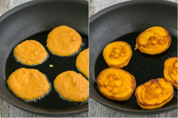 Pumpkin Pancakes Recipe-3