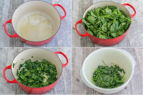 Spinach and Artichoke Pasta Recipe-8