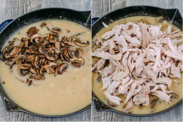Step by step how to make turkey in gravy