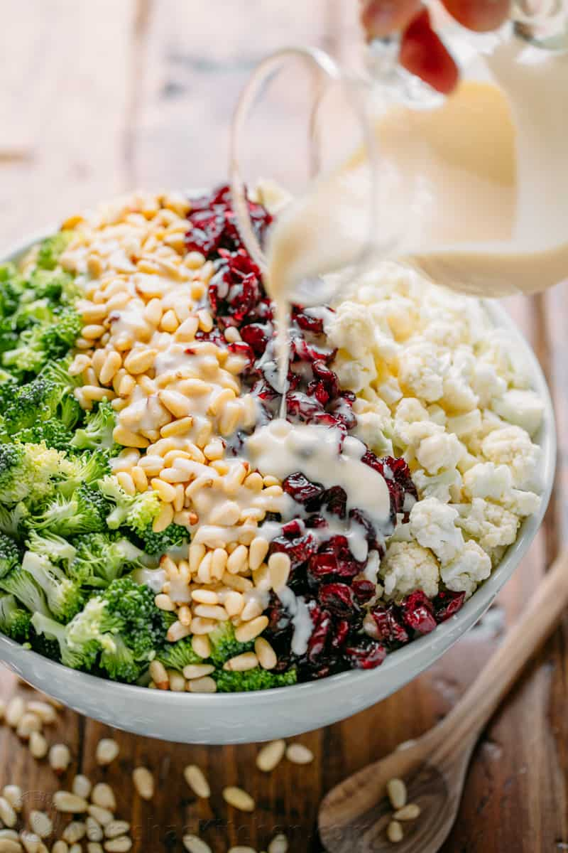 Delicious Christmas salads - 5 step by step recipes 29