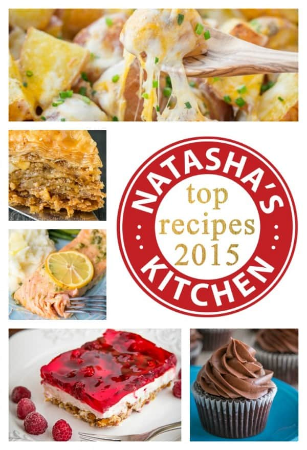 Top 20 Recipes of 2015. The most searched, most loved and most pinned recipes of 2015!