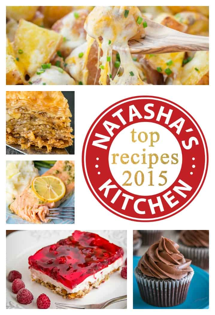 The best recipes of 2015 what 39 s ahead for Natashas kitchen