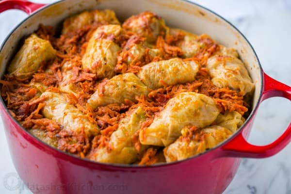 How to Make Stuffed Cabbage