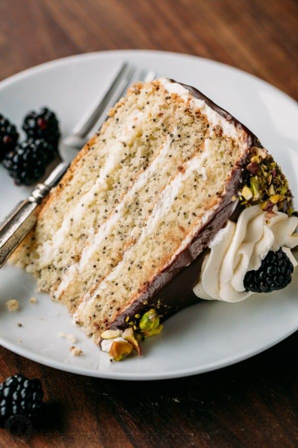 Easy poppy seed cake recipes