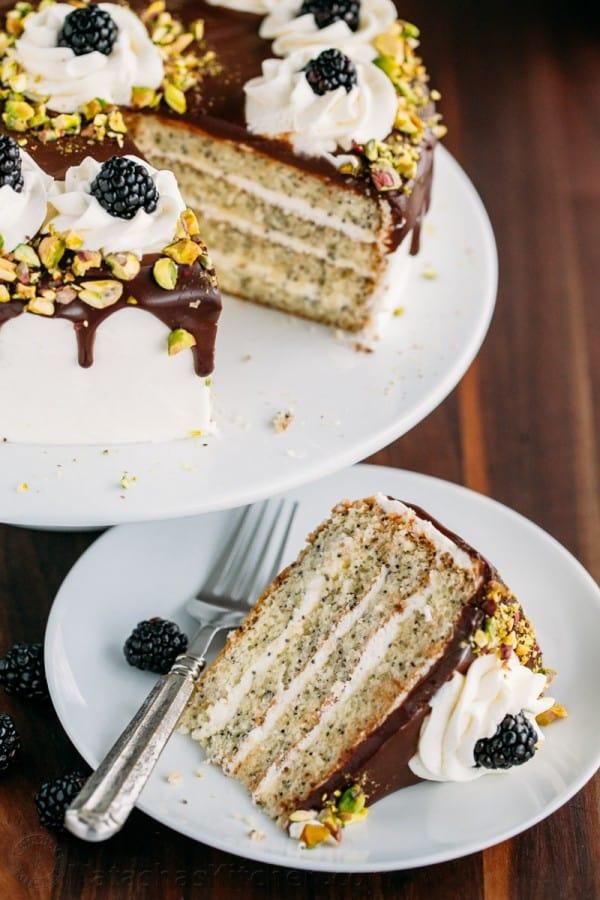 Easy Sponge Cake Recipe Classic Genoise Natasha S Kitchen