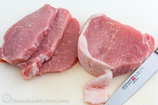 Pork Schnitzel Recipe - NatashasKitchen.com