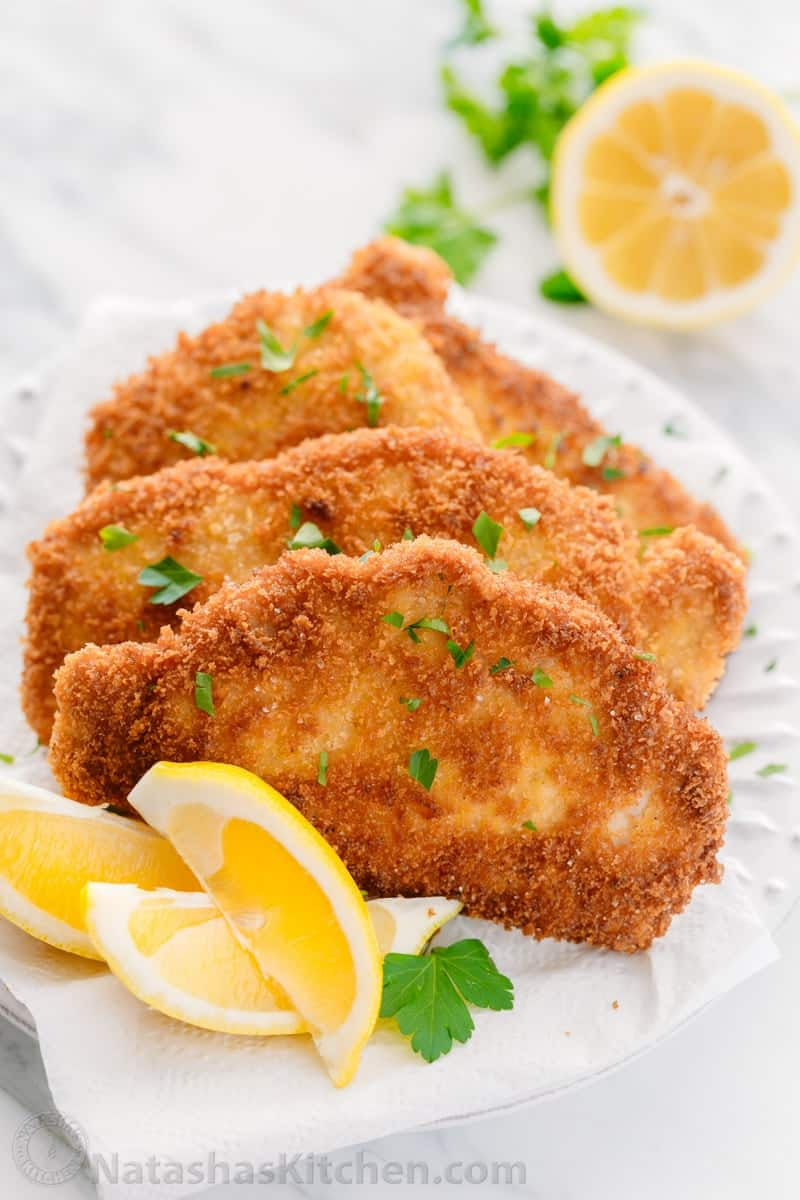 Pork Schnitzel - for those who are very hungry 69