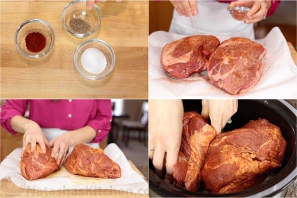 BBQ Pulled Pork -2