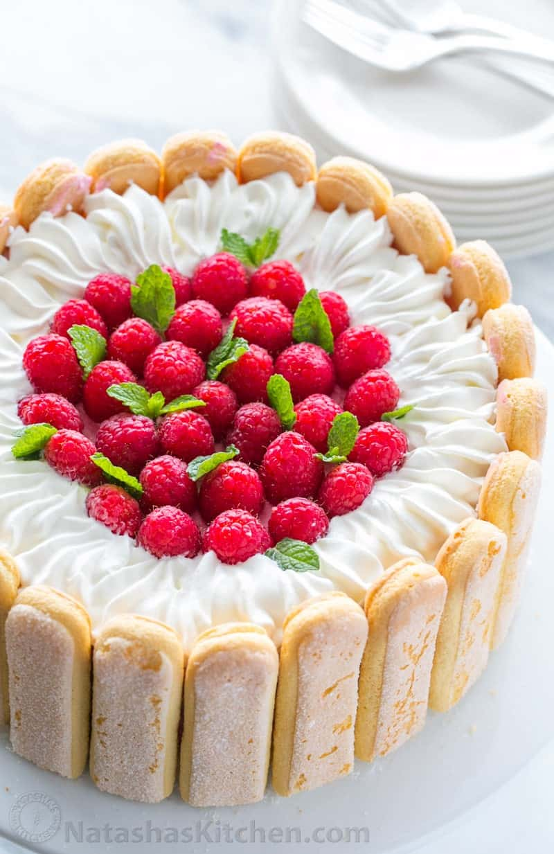 French Birthday Cake Recipe
