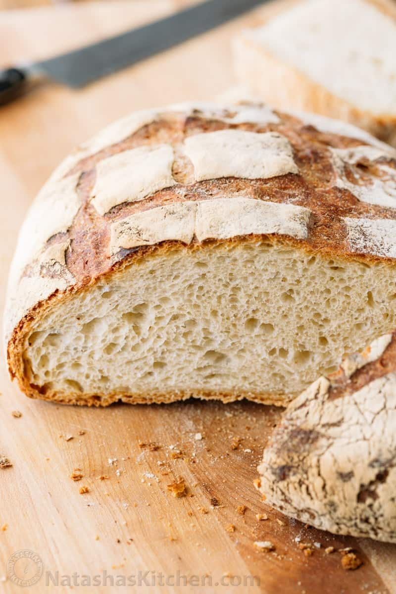 This Crusty French Bread Is The Perfect Blend Of Chewy And Super Soft Learn The