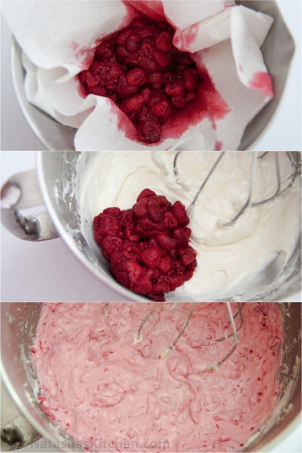 Biskvit Raspberry Roulade-3