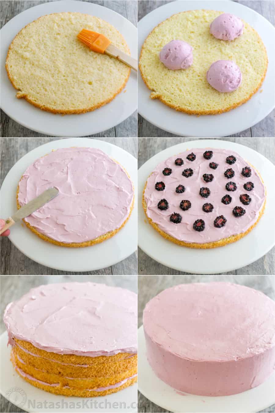 Как сделать лимонную глазурь для торта