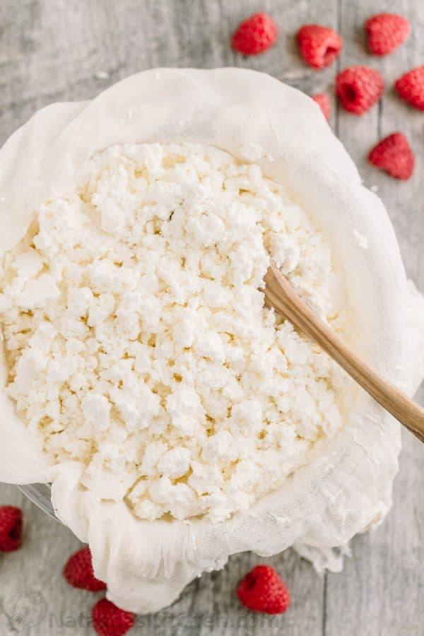 Farmers Cheese Recipe Natasha S Kitchen