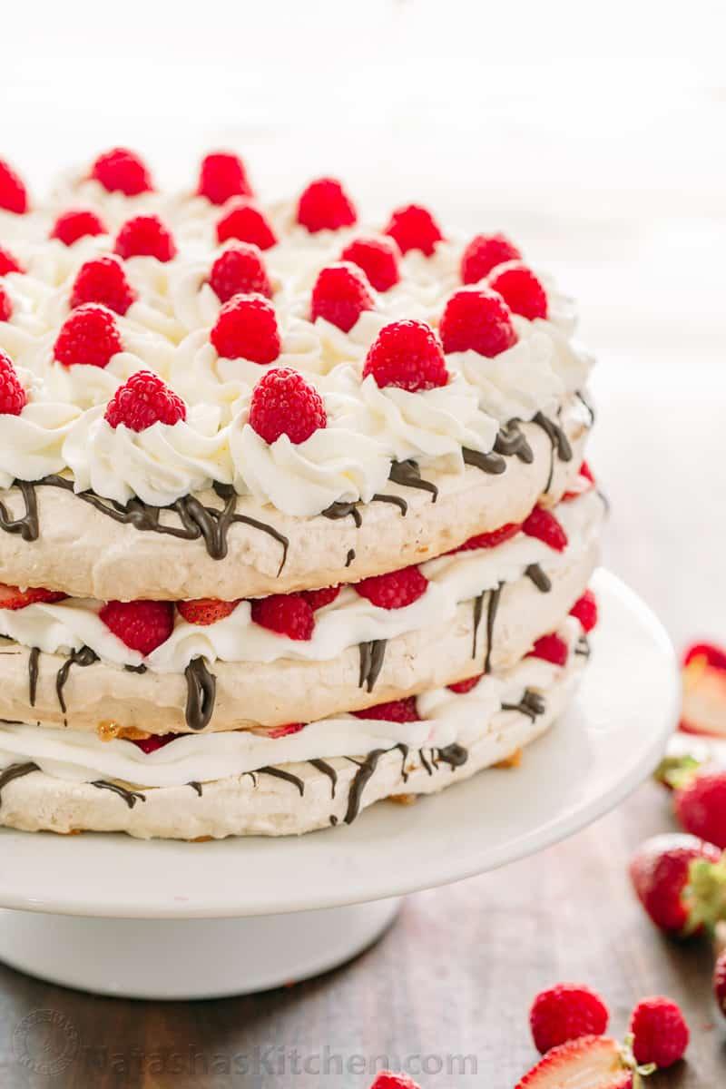 Cake Beze - recipe