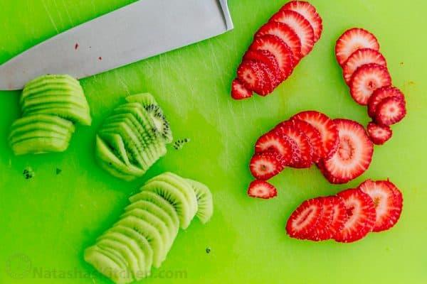 Kiwi Berry Cake-4