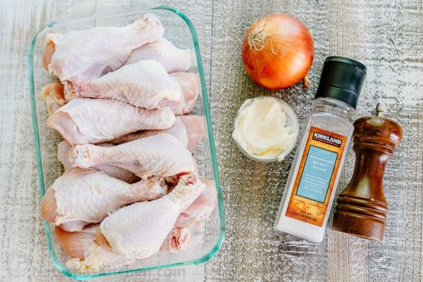 Baked Chicken Drumsticks Natashaskitchen Com