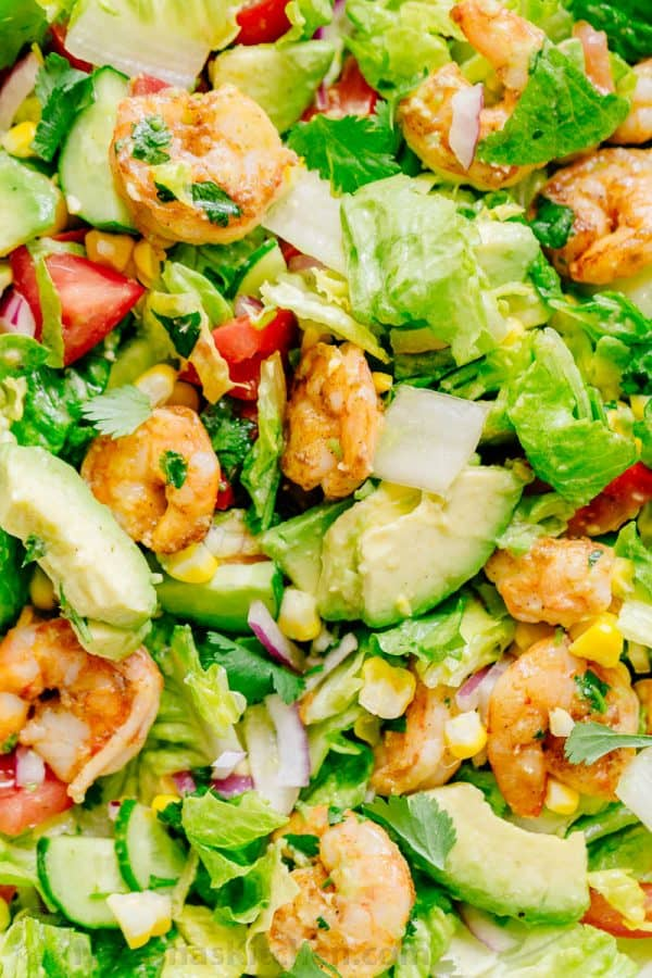 Easy shrimp salad recipes