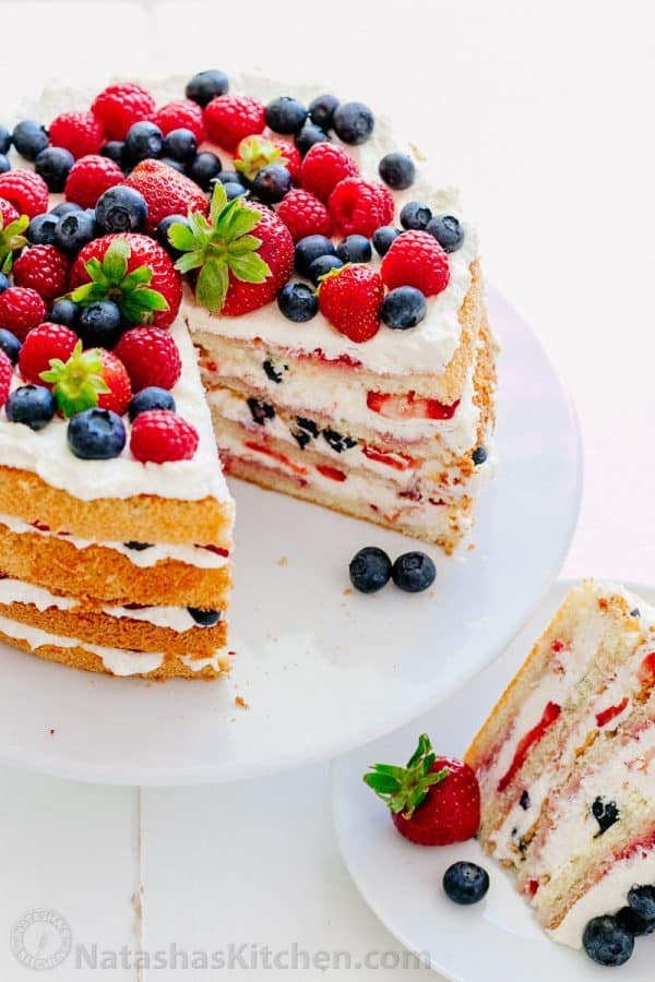 What is tiramisu? Classic tiramisu converted to berry tiramisu cake