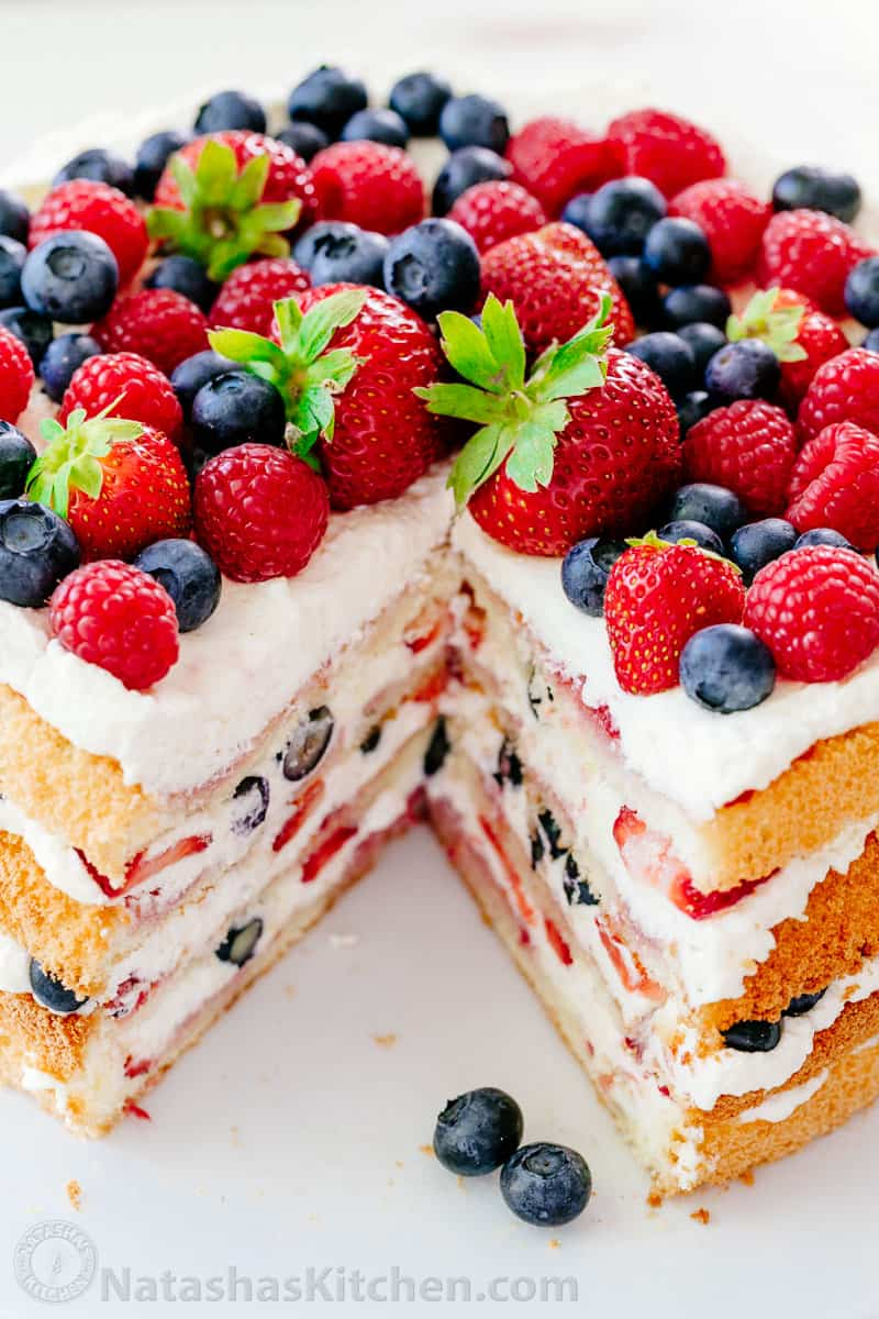 The best fruit cakes are matured for at least a month and moistened or 'fed' from time to time with alcohol such as sherry, Madeira or brandy. Fruit cakes made solely from dried fruit will.