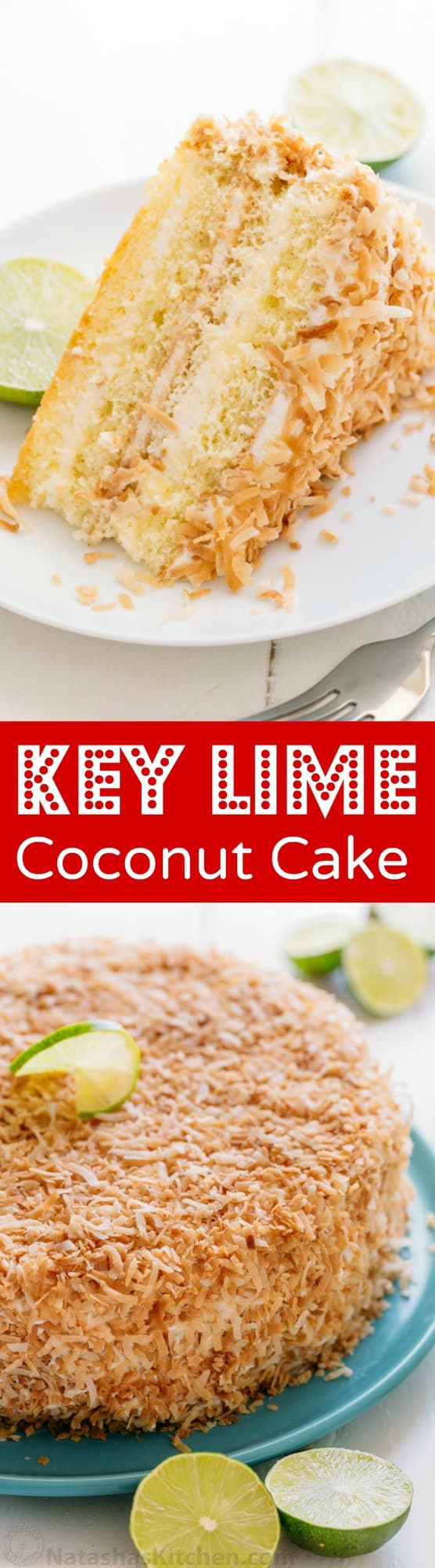 Coconut Cake Using Sour Cream