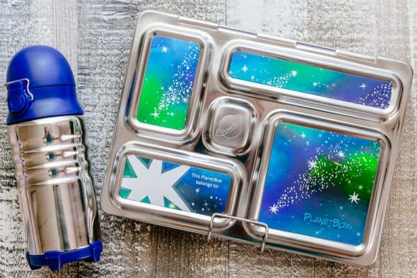 PlanetBox Review and Back to School Giveaway. Great back to school lunch ideas! | natashaskitchen.com