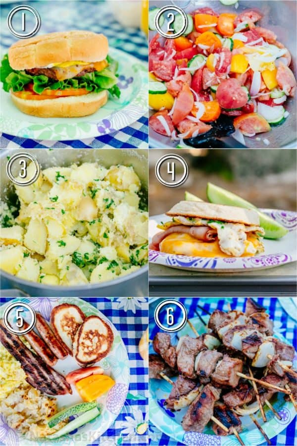 Camping recipes for breakfast lunch and dinner natashaskitchen this years camping food was excellent sharing our best camping recipes and ideas for breakfast forumfinder Gallery