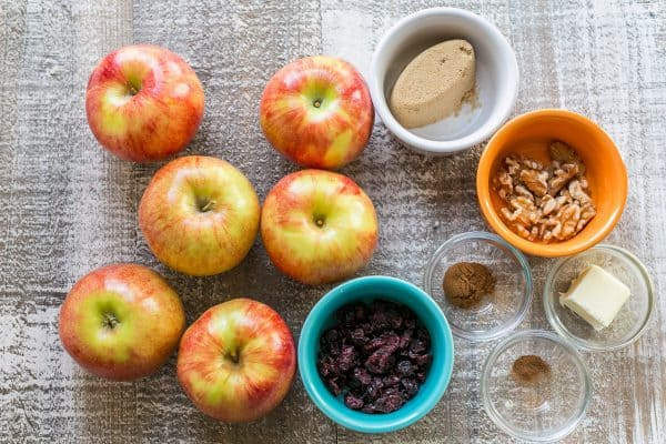 The best apples for baked apples recipe