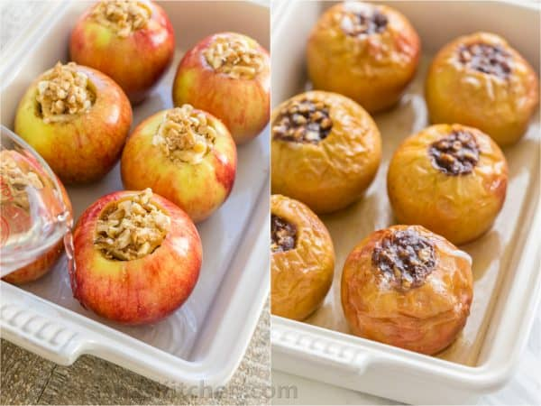 Baked Granny Smith Apples 90