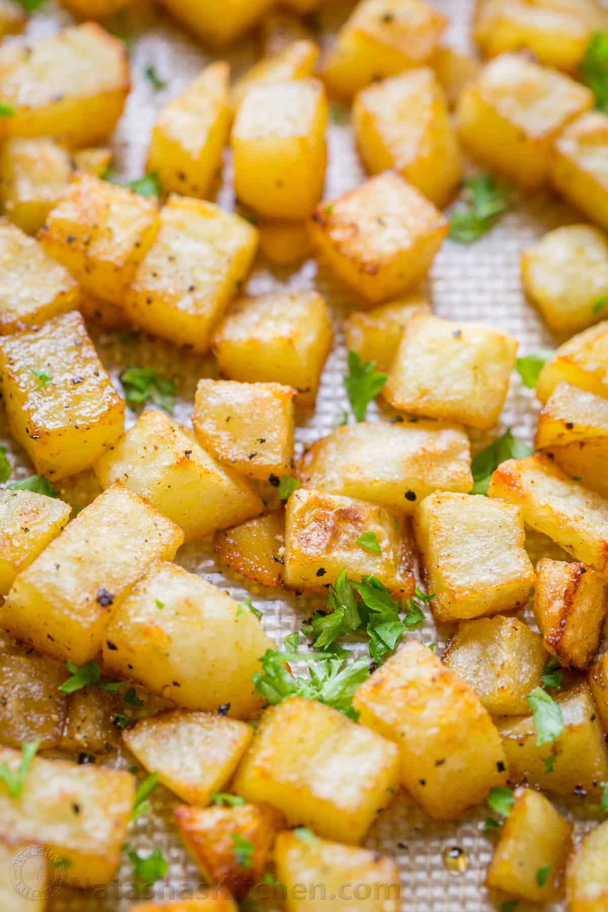 Breakfast Potatoes Recipe - NatashasKitchen.com